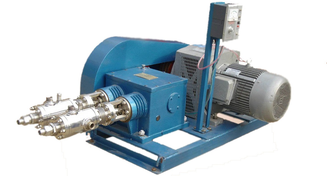 High pressure cryogenic Pump