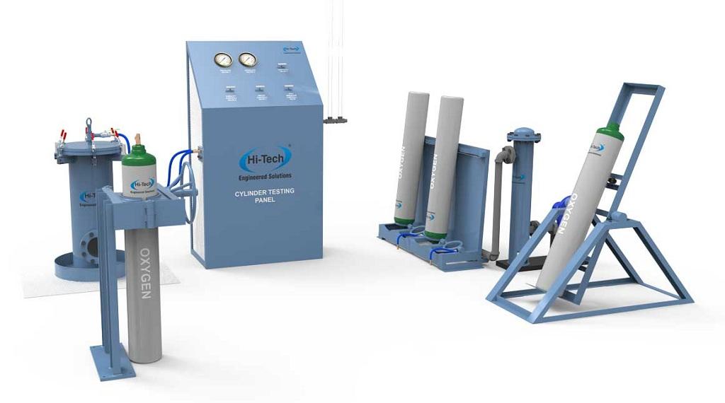 cylinder testing station shops