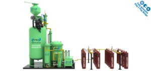 transportable acetylene filling plants