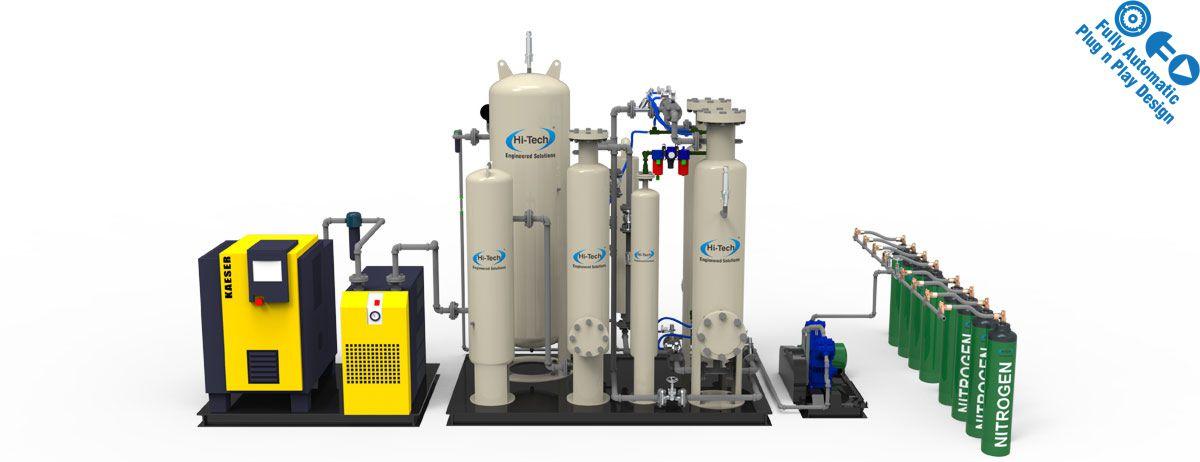 psa nitrogen cylinder