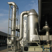 air pollution control processing