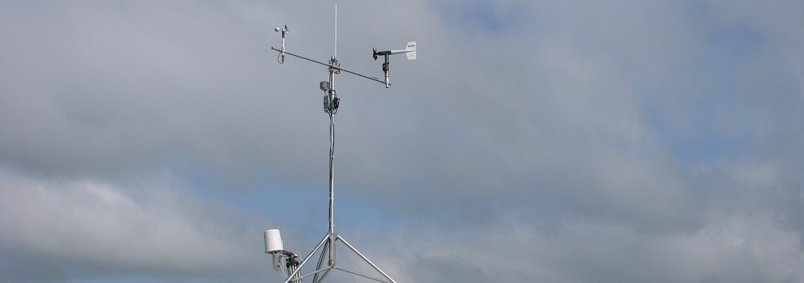 Stationary Weather Station
