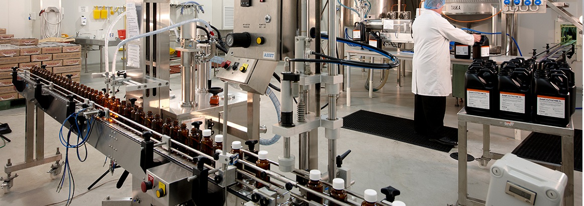 pharma processing industry