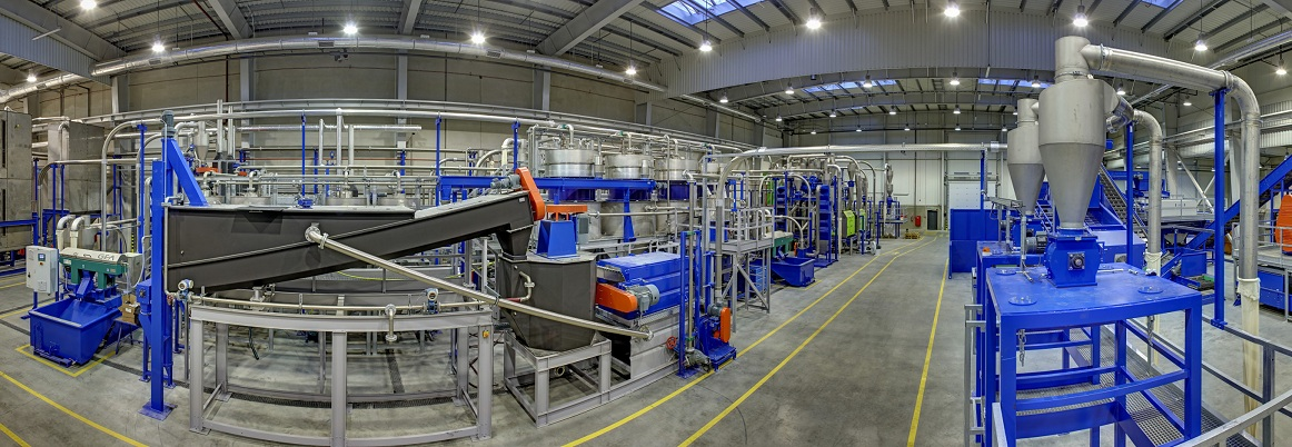 plastic rubber processing
