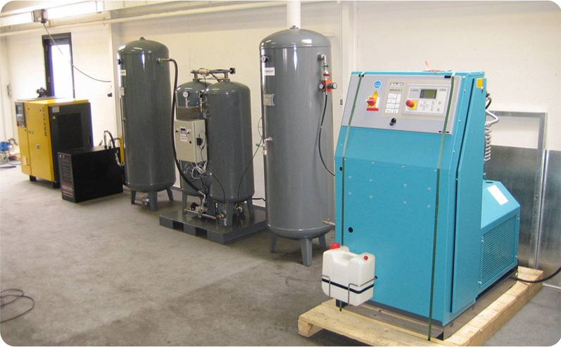 on site hitech oxygen generators