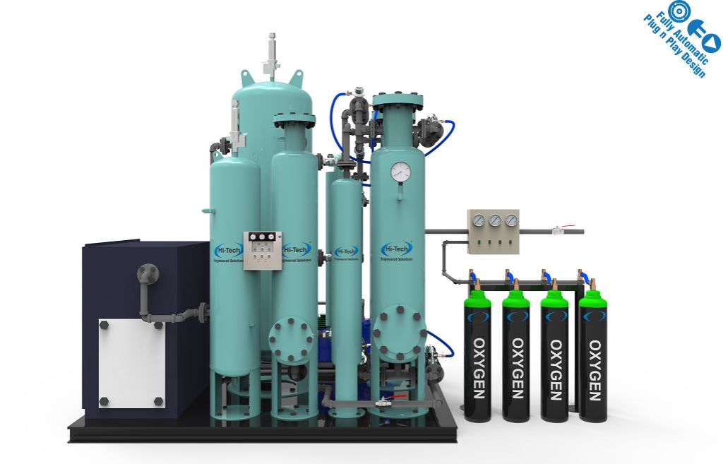 Medical Oxygen Plant - Onsite Gas Generation Systems