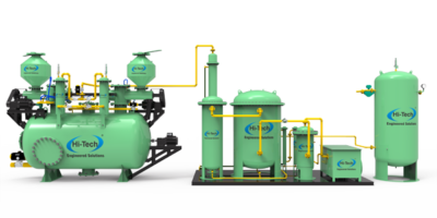 Acetylene-plant-skid